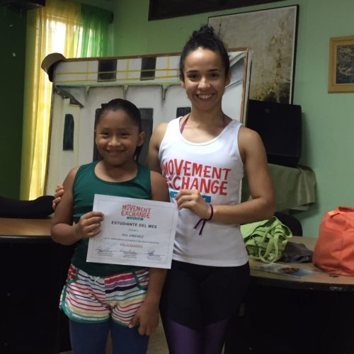 Ballet Dance Instructor in Panama
