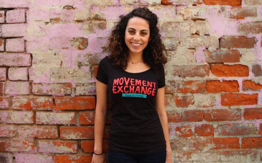 Movement Exchange Black T-Shirt