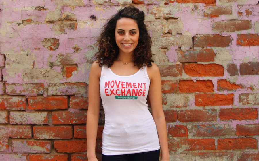 Movement Exchange White T-Shirt