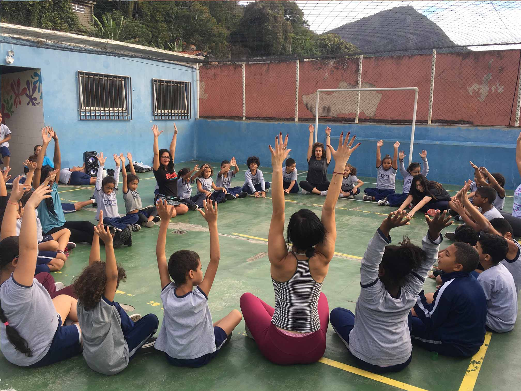 Sustainable Dance in Rio